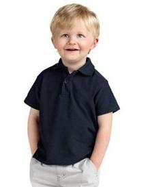 67634e43215 Toddler School Polo Shirts