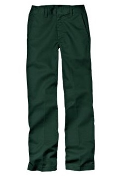 Green School Pants