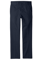wholesale school uniforms boys slim fit t school pants navy