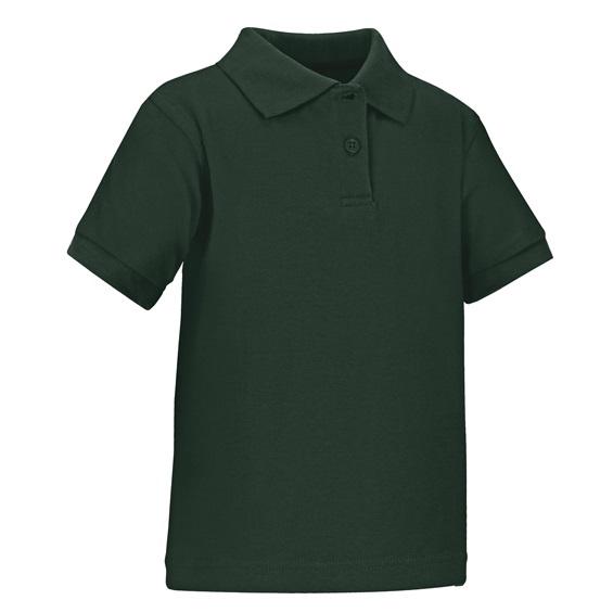 Wholesale Toddler Short Sleeve School Uniform Polo Shirt