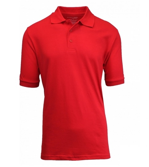 Adult size 6x polo shirts