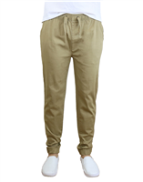 Wholesale Boys Jogger Pants Khaki