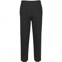 Wholesale Boys Fleece Sweatpants Black