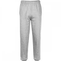 Wholesale Boys Fleece Sweatpants Heather Grey