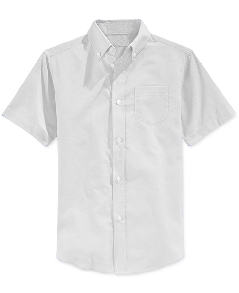 Boys Uniform Oxford Dress Shirt