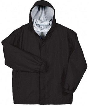 3573be49d0cc Wholesale Young Men's Fleece Lined School Uniform Jacket with Hood ...