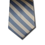 wholesale school uniform neck tie blue white