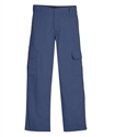 wholesale boys cargo school pants in navy