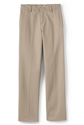 wholesale school uniforms boys flat front school pants khaki