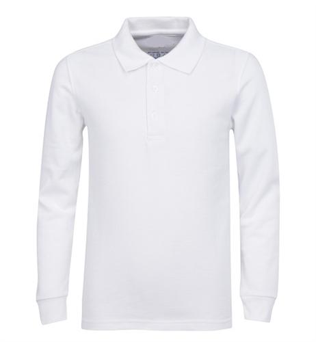Boys Light Blue Long Sleeve School Shirt 5 Pack 3-16 Uniform