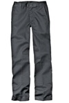 schoolwear wholesalers' boys flat front school pants in grey