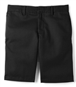 wholesale boys school uniform shorts black