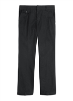 Wholesale Girl's School Uniform Pants in black by Size