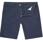 wholesale school uniform Junior Girl's School Uniform Bermuda Shorts in Navy by Size