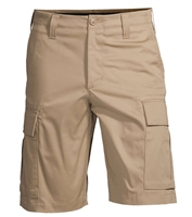 wholesale mens cargo  school shorts khaki