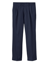 wholesale mens school uniform pants Navy Blue